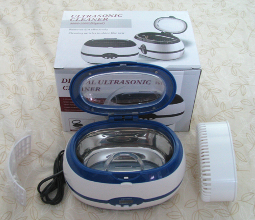 600ml Ultrasonic Cleaner